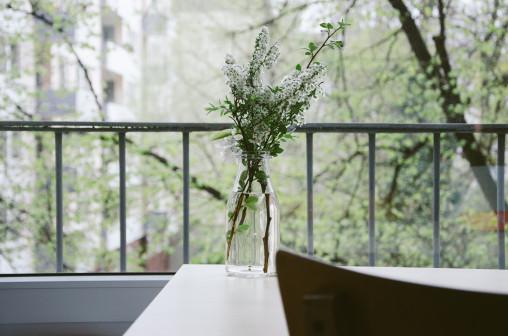 poza balcon