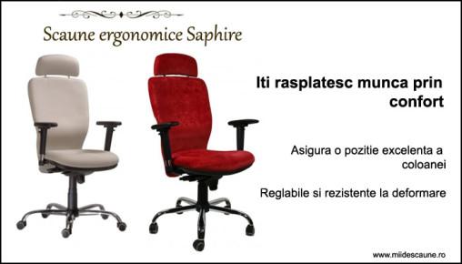 scaune saphire