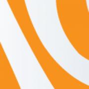 Translucent + Orange